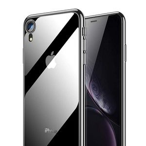 Brand new Clear iPhone XR Case, Soft Silicone Cove
